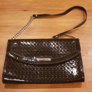Nine West Black and Silver Purse